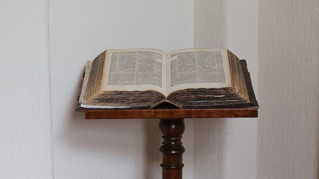 Bijbel Rinus